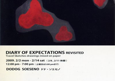 Exhibition Diary of Expectations -Revisited