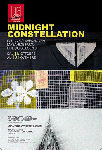 Exhibition Midnight Constellation 3
