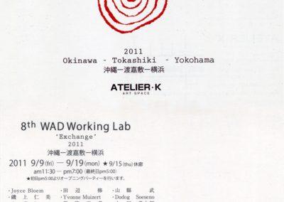 8th WAD working exchange