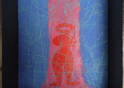 Miyu miyu red + star lines