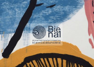 8th International Printmaking Biennal Douro.